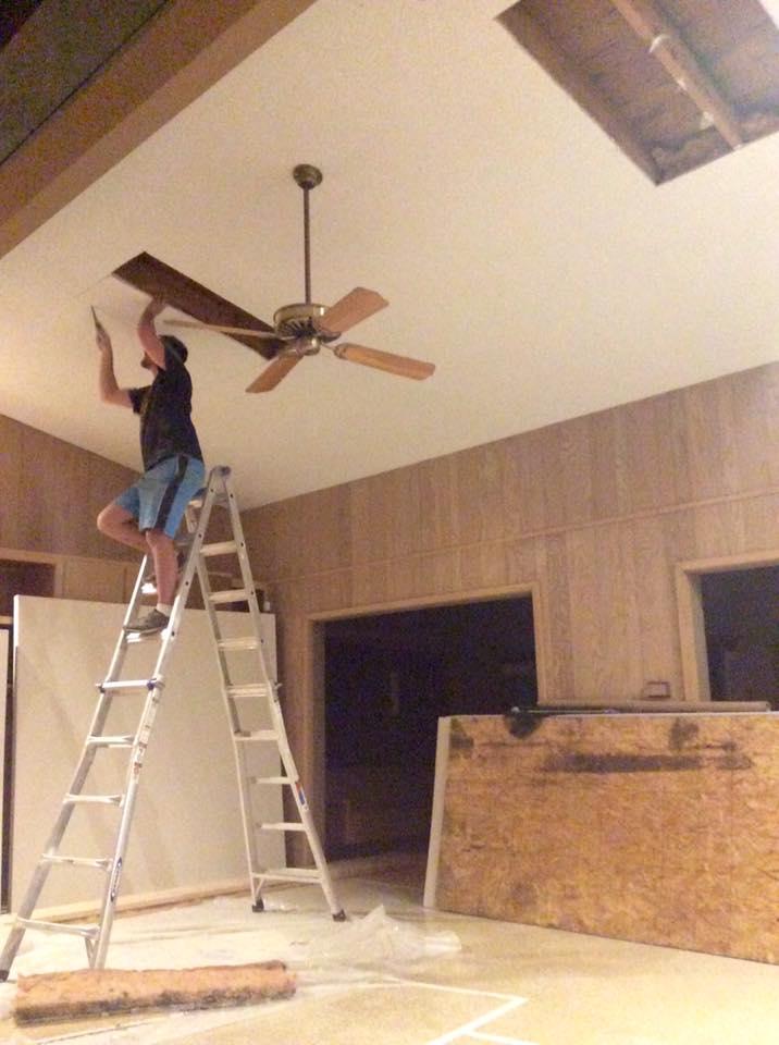 adding a velux skylight diy