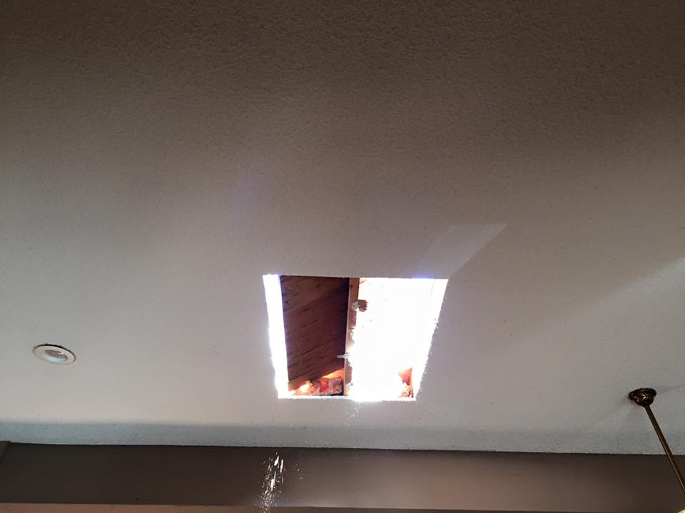 adding a velux skylight diy