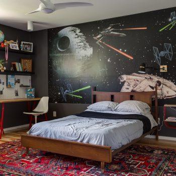 Locke's New Bedroom!